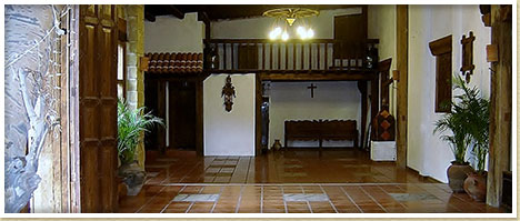 Hacienda Don Juan Meeting Room